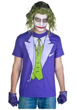 Mens Joker Costume T-Shirt