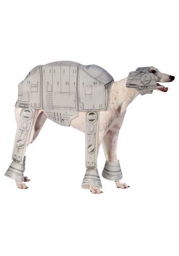 Click Here to buy AT-AT Imperial Walker Pet Costume - Star Wars Dog Costumes from HalloweenCostumes, CDN Funds & Shipping