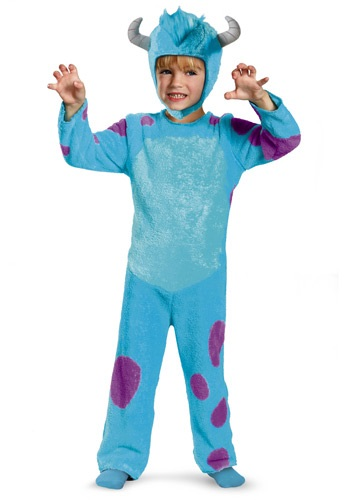 Click Here to buy Toddler Classic Sulley Costume from HalloweenCostumes, CDN Funds & Shipping