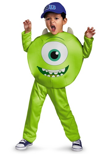 Click Here to buy Toddler Classic Mike Costume from HalloweenCostumes, CDN Funds & Shipping