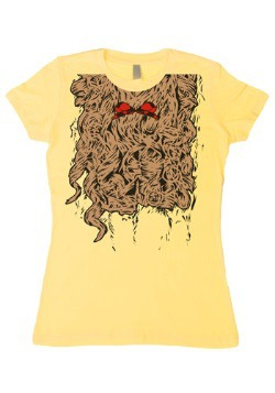 Womens Cowardly Lion Costume T-Shirt