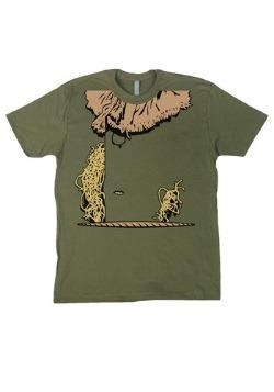 Costume Scarecrow T-Shirt