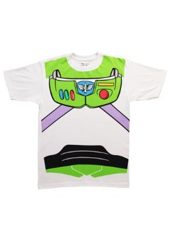 Buzz Lightyear Costume T-Shirt