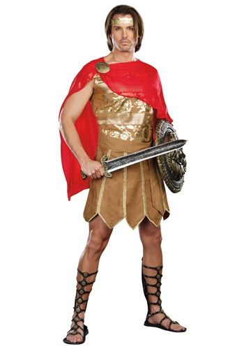 Mens Caesar Costume Roman Warrior Costumes For Men