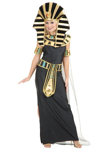 Womens Nefertiti Egyptian Costume