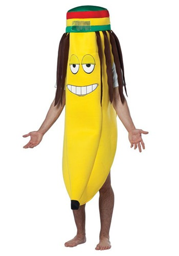Click Here to buy Rasta Banana Costume from HalloweenCostumes, CDN Funds & Shipping
