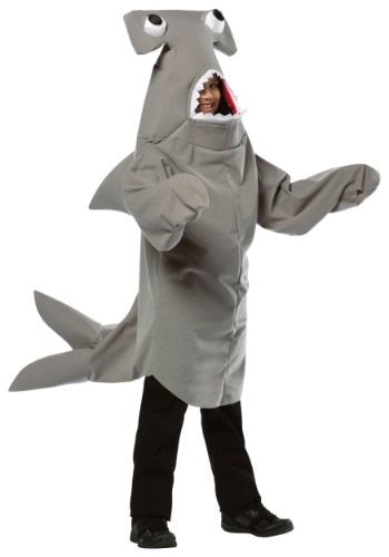 Click Here to buy Hammerhead Shark Costume from HalloweenCostumes, CDN Funds & Shipping