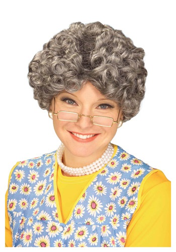 Click Here to buy Yo Momma Wig from HalloweenCostumes, CDN Funds & Shipping
