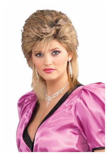 Click Here to buy 80s Salon Wig from HalloweenCostumes, CDN Funds & Shipping