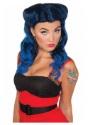 Retro Rock Maxine Wig