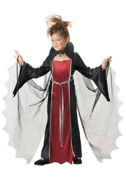 Girls Vampire Costume