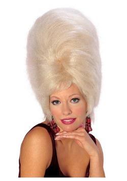 Blonde Beehive Wig
