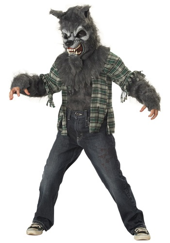 Click Here to buy Werewolf Kids Costume from HalloweenCostumes, CDN Funds & Shipping