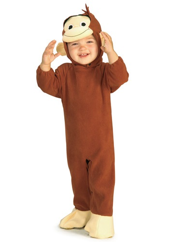Infant Curious George Costume