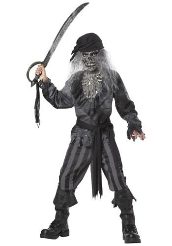 Kids Ghost Ship Pirate Costume