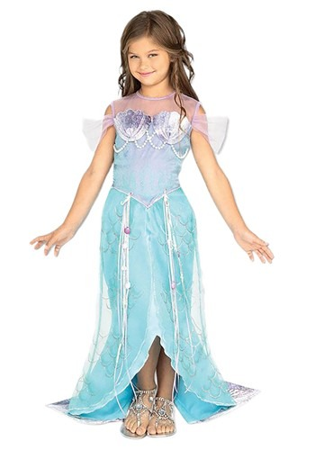 Click Here to buy Kids Mermaid Princess Costume from HalloweenCostumes, CDN Funds & Shipping