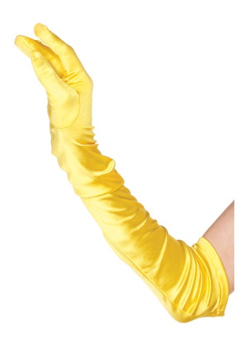 Click Here to buy Yellow Womens Gloves from HalloweenCostumes, CDN Funds & Shipping