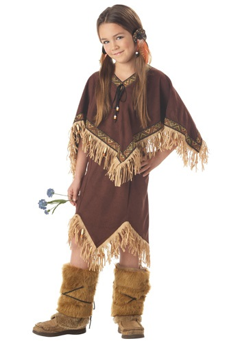 Child Native American Princess Costume