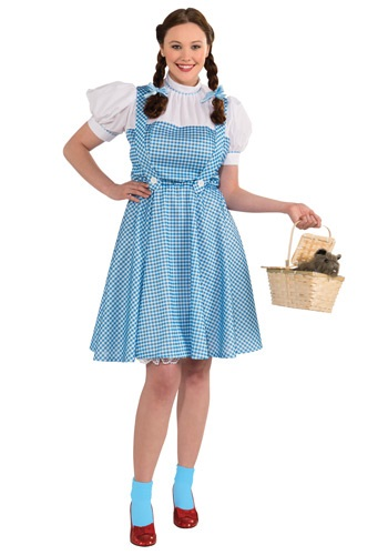 Plus Size Adult Dorothy Costume | Kansas Girl Costume