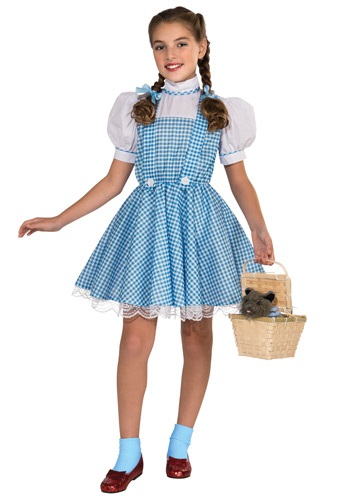 Child Deluxe Dorothy Costume