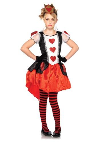 Child Wonderland Queen Costume