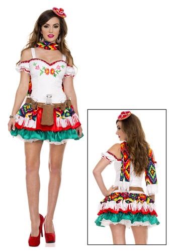 Womens Tequila Princess Costume
