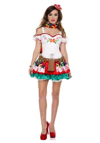 Click Here to buy Womens Tequila Princess Costume from HalloweenCostumes, CDN Funds & Shipping