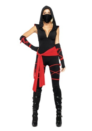 Click Here to buy Sexy Deadly Ninja Costume from HalloweenCostumes, CDN Funds & Shipping