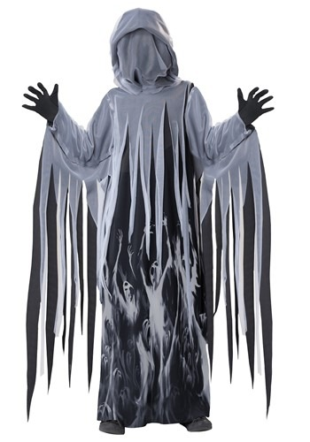 Soul Taker Costume for Kids | Grim Reaper Costume for Kids