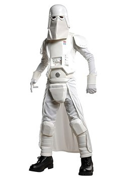 Deluxe Kids Snow Trooper Costume