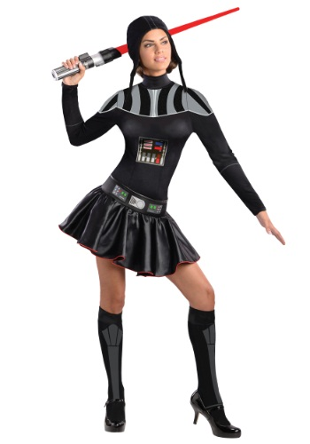 Click Here to buy Adult Darth Vader Dress Costume from HalloweenCostumes, CDN Funds & Shipping