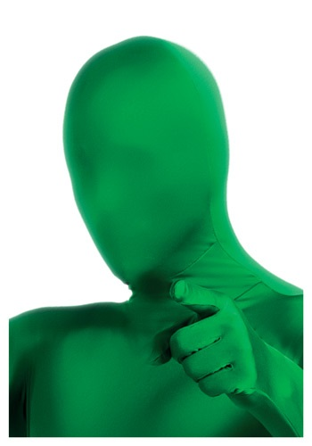 Green 2nd Skin Mask