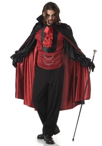 Click Here to buy Vampire Costume from HalloweenCostumes, CDN Funds & Shipping