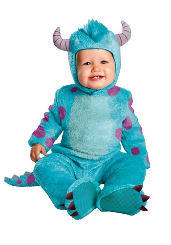 Sulley Classic Infant Costume | Monsters Inc Baby Costume