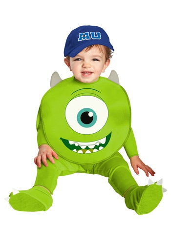 Click Here to buy Mike Classic Baby Costume from HalloweenCostumes, CDN Funds & Shipping