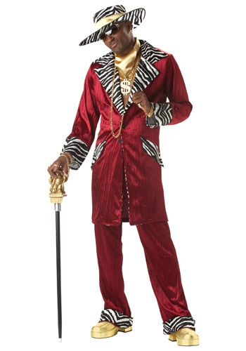 Click Here to buy Sweet Daddy Pimp Costume from HalloweenCostumes, CDN Funds & Shipping