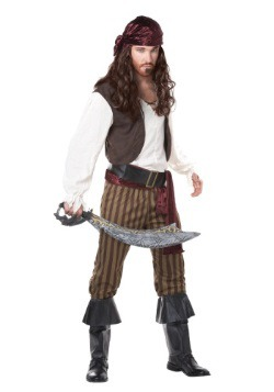 Mens Rogue Pirate Costume