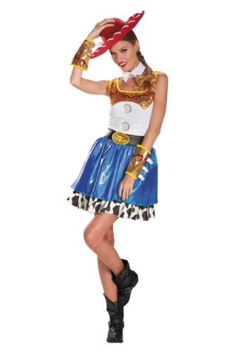 Click Here to buy Jessie Glam Costume from HalloweenCostumes, CDN Funds & Shipping