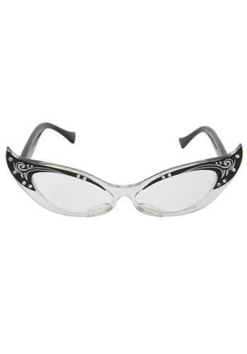 Click Here to buy Vintage Cat Eye Glasses from HalloweenCostumes, CDN Funds & Shipping