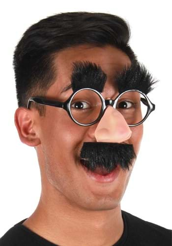 Click Here to buy Groucho Glasses from HalloweenCostumes, CDN Funds & Shipping
