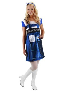 Dr. Who TARDIS Dress