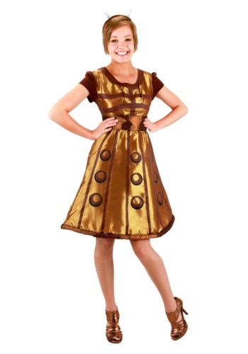 Dr. Who Dalek Dress