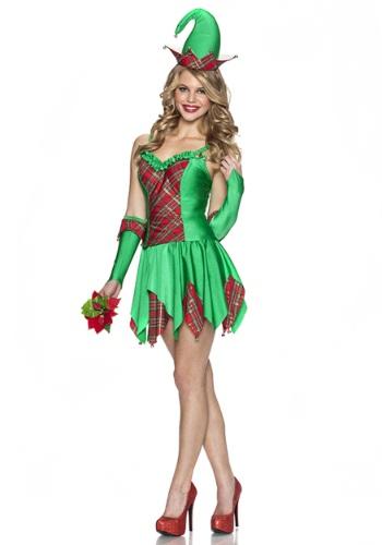 Christmas Elfin Magic Costume