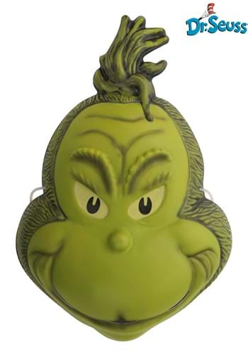Click Here to buy Grinch Mask from HalloweenCostumes, CDN Funds & Shipping