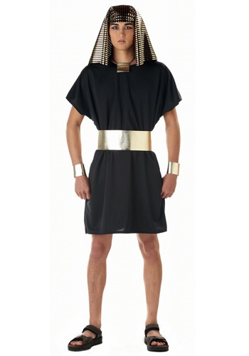 Click Here to buy Adult Egyptian Pharaoh Costume from HalloweenCostumes, CDN Funds & Shipping