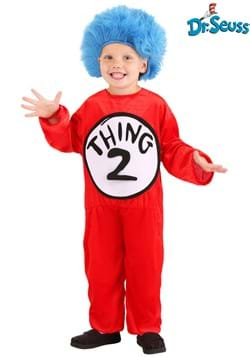 Thing 1 & Thing 2 Toddler Costume Main UPD