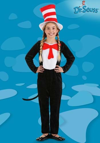 Cat in the Hat Kids Costume
