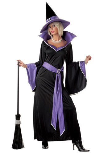 Click Here to buy Glamour Witch Incantasia Costume from HalloweenCostumes, CDN Funds & Shipping