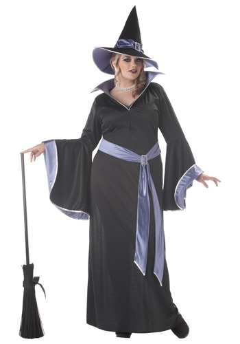 Plus Size Glamour Witch Incantasia Costume