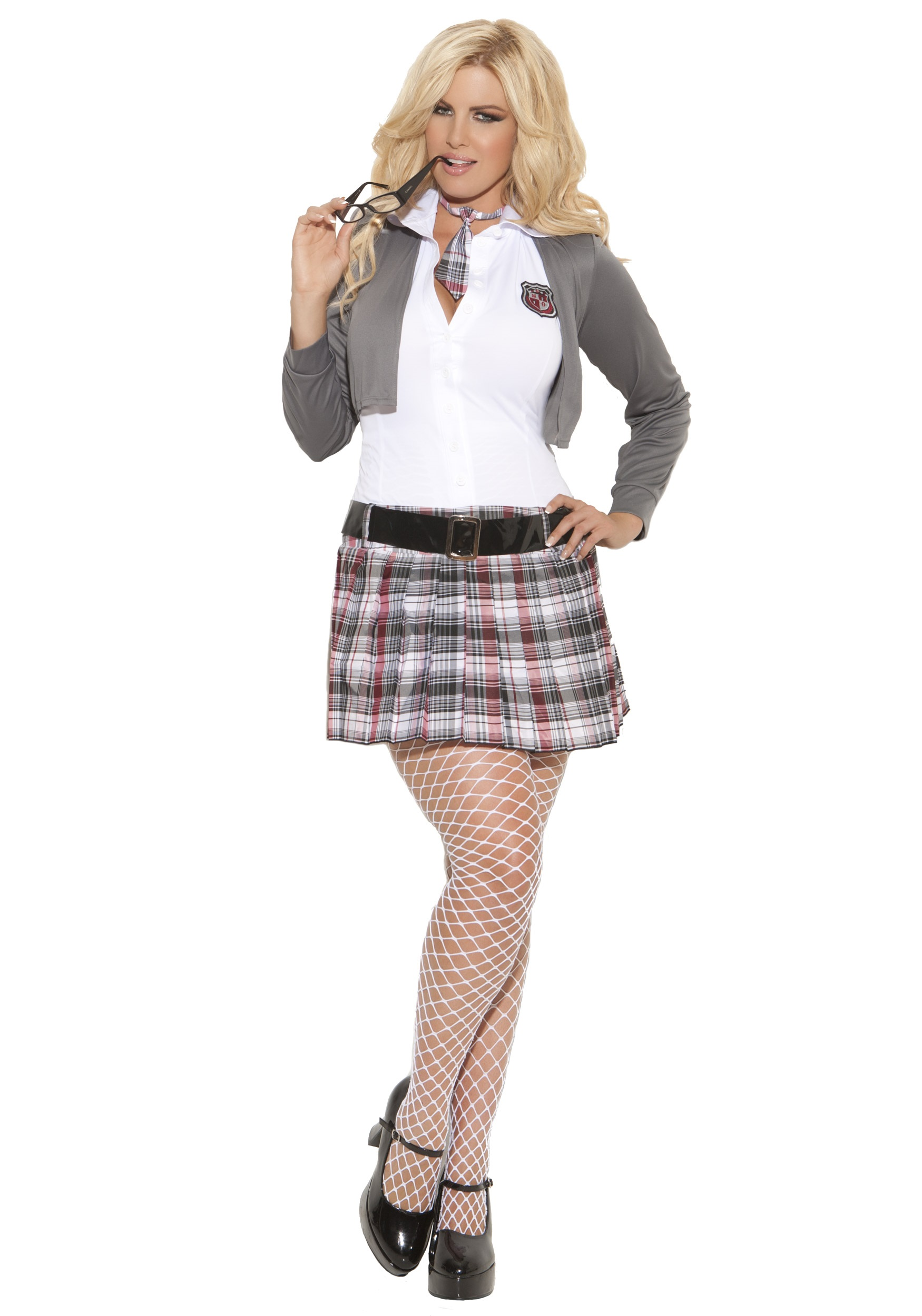 Plus size sexy school girl costumes galleries 172